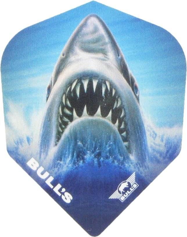 """Bull's POWERFLITE Solid """"Shark"""""""