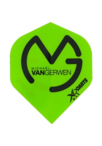 MVG Flight MVG Logo - Green