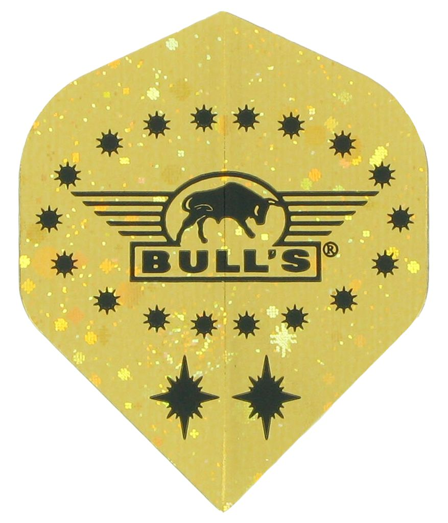 "Bull's DIAMOND Flight ""Bull's Logo Gold"""