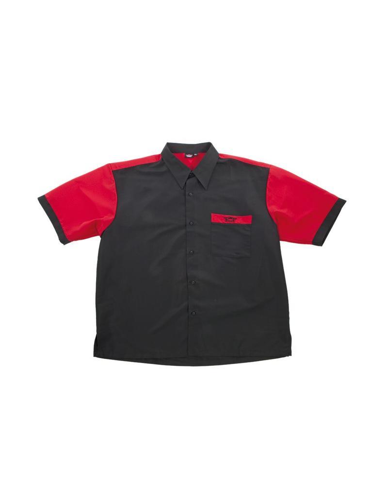 Bull's Dartshirt BLACK / RED