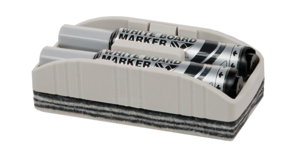 "Bull's DRY ERASER ""MAXIFLO"" incl.2 markers"