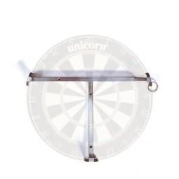 Unicorn Darts WALL CLAMP dartboard
