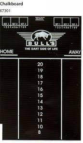 Bull's CHALKBOARD 45 x 30cm