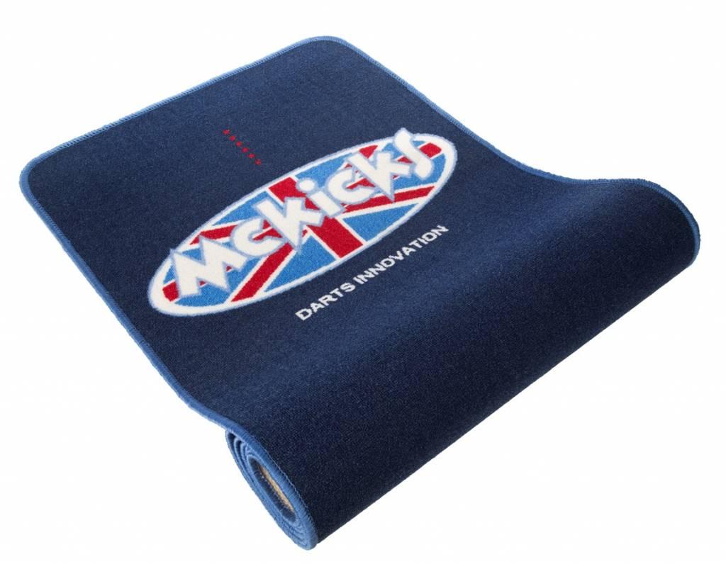 McKicks McKicks Carpet Dartmat 300x65 cm