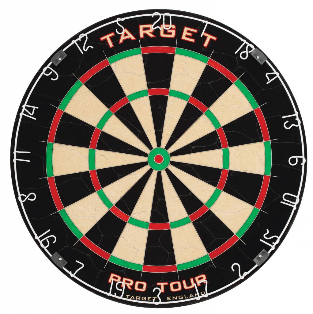 UTarget Pro Tour Dartbord