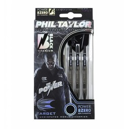 Target Darts Phil Taylor Power 8Zero Black Titanium