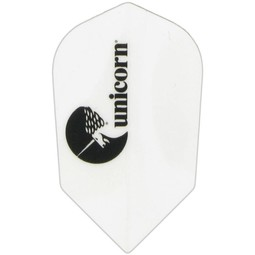 Unicorn Darts Unicorn Maestro Flight Slim White