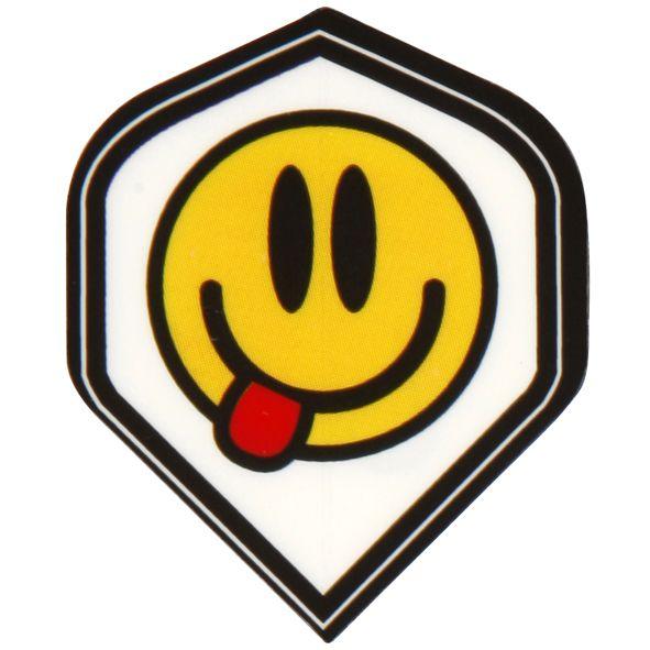 McKicks Dart Flight-Smiley