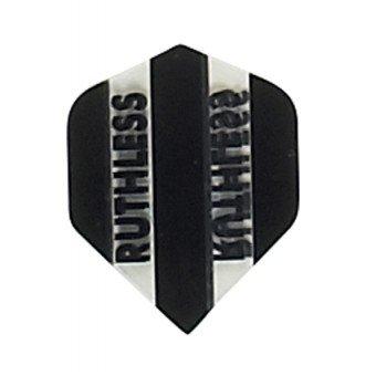 Ruthless Dart Flight-Ruthless mini std Black