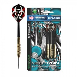 Winmau Darts Neutron Brass Dartpijlen