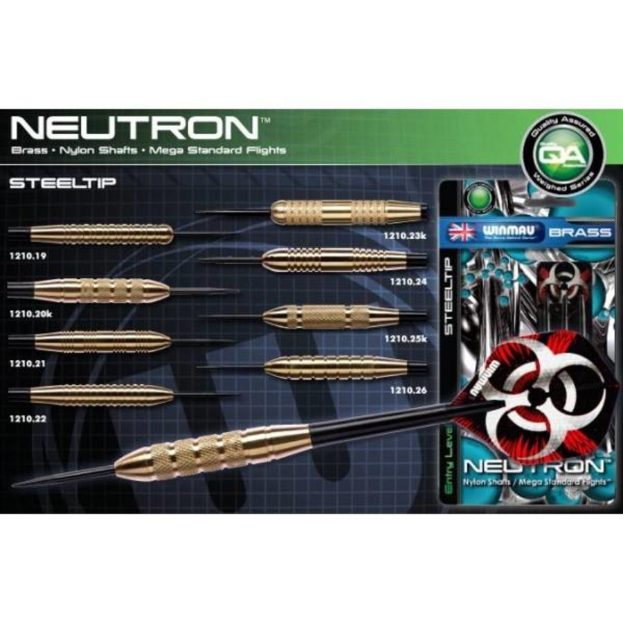 Neutron Brass Dartpijlen-3