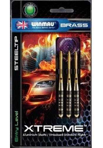 Xtreme Brass Dartpijlen