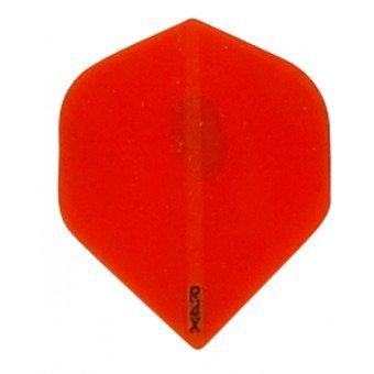 Ruthless Dart Flight-R4X Transparant Orange
