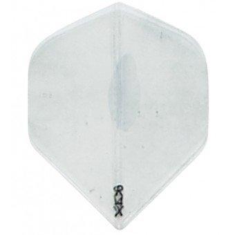 Ruthless Dart Flight-R4X Transparant Clear