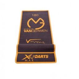 XQ-Max Darts XQ-Darts Dartmat Michael van Gerwen 80x237 cm