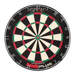 Shot! Darts - Shot! Bandit Plus Dartboard