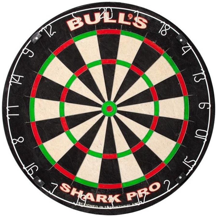 Bull's Shark Pro Dartboard-1