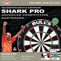 thumb-Bull's Shark Pro Dartboard-2