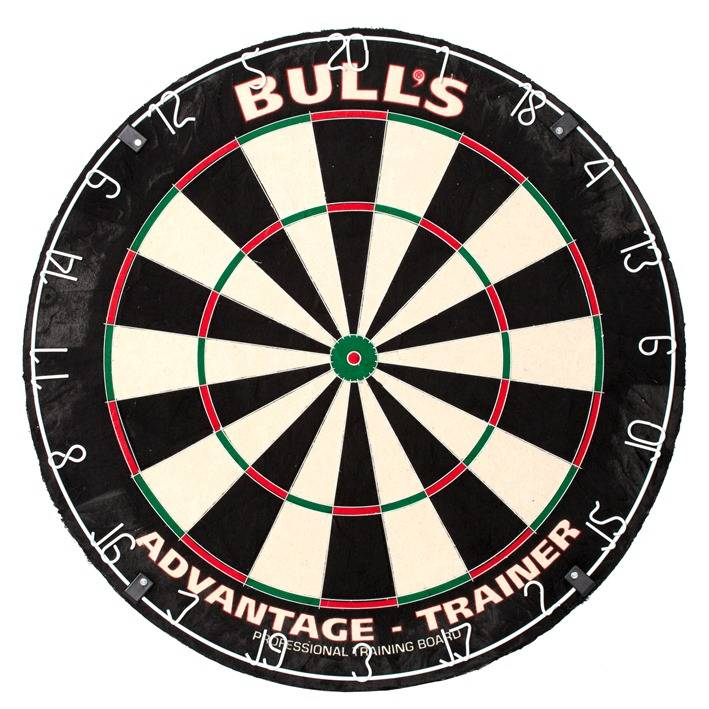 Bull's Bull's Advantage Trainer Dartbord