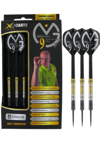 Michael van Gerwen Career Slam Edition!