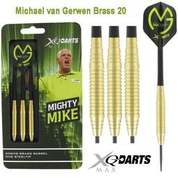 XQ-Max Darts Michael van Gerwen Brass 20 g