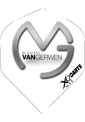 Michael van Gerwen Flight White