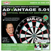 thumb-Bull's Advantage 501 Dartbord-2