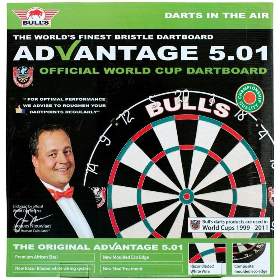 Bull's Advantage 501 Dartbord-2