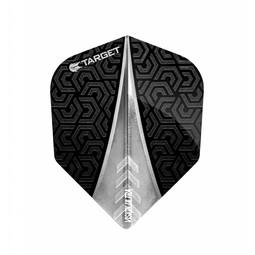 Target Darts Vision Ultra Flight Fin Transparant No.6
