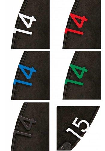 HD2 Dartboard Nummers