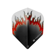 Target Darts PR0 100 300750 Flame NO6 RED FLAME