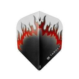 Target Darts PR0 100 300750 Flame NO6 RED FLAME