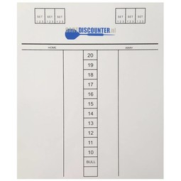 Dartdiscounter Darttel Flex Scorebord
