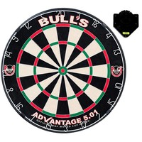 thumb-Bull's Advantage 501 Dartbord-1