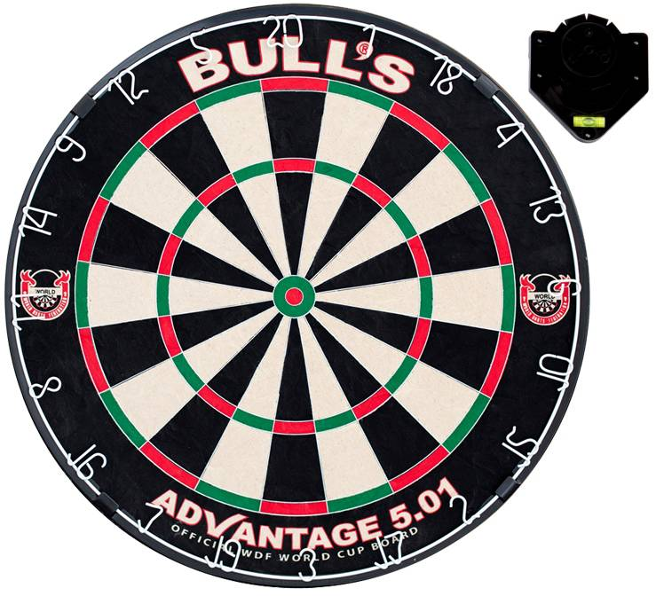 Bull's Advantage 501 dartbord