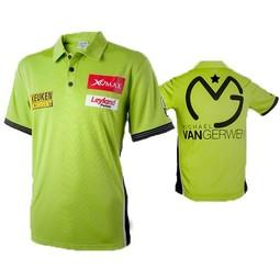 XQ-Max Darts Wedstrijd Shirt Michael van Gerwen