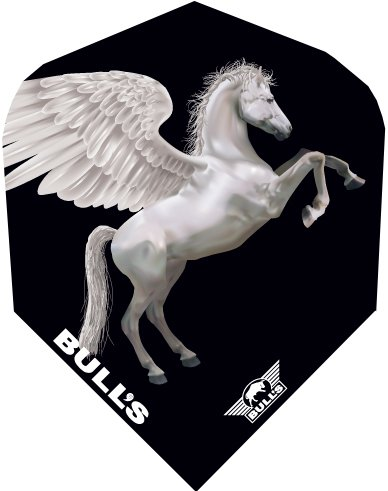 Bull's Powerflight White Pegasus