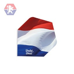 Dutch Darts Flight Dutch Flag