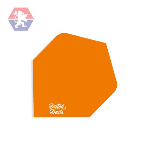 Dutch Darts Flight Orange