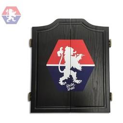 Dutch Darts Luxe Kabinet met Dutch Darts Logo