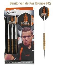 XQ-Max Darts Benito van de Pas Bronze 90% T
