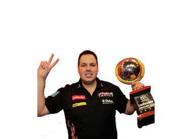 Adrian Lewis The Jackpot