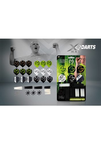 Michael van Gerwen Accessory Kit 84pcs