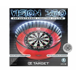 Target Darts Vision 360 Lighting system