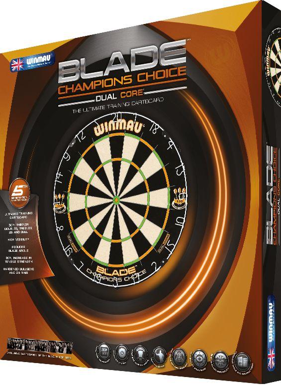 Winmau Darts Champions Choice Dual Core Dartbord