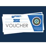 Dartdiscounter Cadeau Voucher van: € 10,-, € 25,-, € 50,- of € 100,-