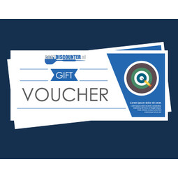 Dartdiscounter Cadeau Voucher van € 10 € 25 € 50 of € 100