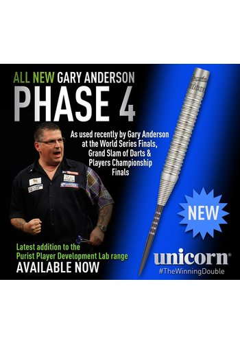 Purist WC Gary Anderson Phase 4