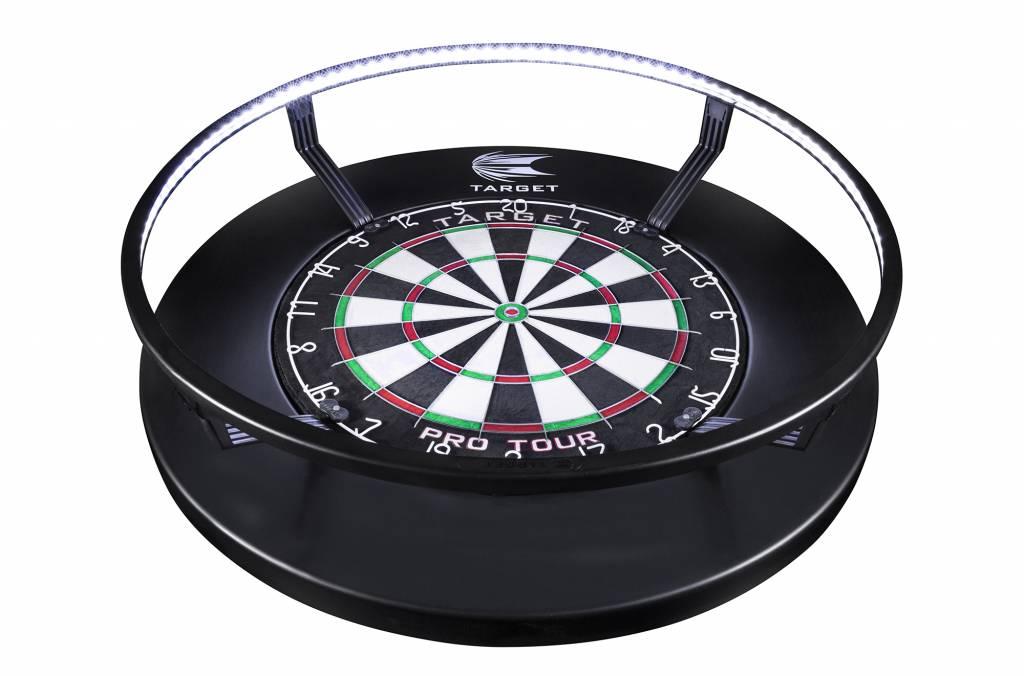 Target Corona Dartbord Verlichting - Dartdiscounter.nl