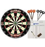 Dutch Darts Starter Set inclusief pijlen